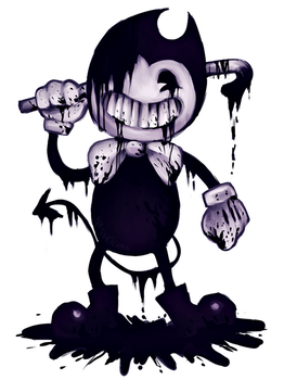 Bendy by Nasuki100