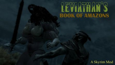 Book of Amazons by 0-The-Leviathan-0
