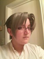Edgeworth Wig V. 3.0 by Mama-Austria