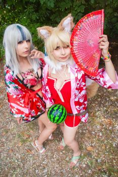 Velour and Selkie original by GameVip