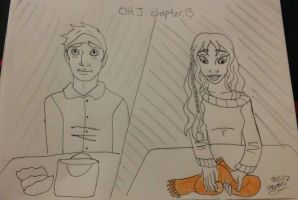OHJ chapter 13 cover by Bella-Who-1