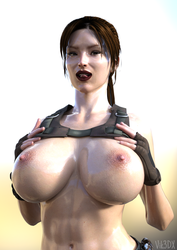 Lara Croft 30 by Vik3DX