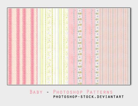 Baby - Photoshop Patterns by photoshop-stock