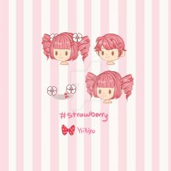 Strawberry LP contest second one by Tokyo-Dollie