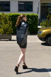 Is it a dress or an armbinder - 3 by Captivekink