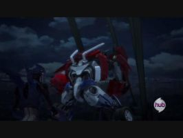 Transformers Prime Screenshots-New Recruit by Mystic2760
