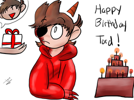 Happy Birthday Tord by Silenthilllz