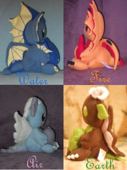 Elemental Must haves by PlushPrincess