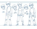 SWH - Character Sheets Sketchy by tythecooldude06