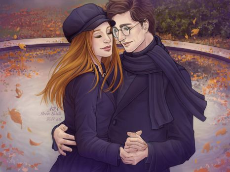 Image result for James and Lily Potter