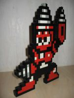 Lego - Drillman by Turoel