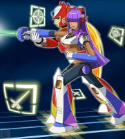MMX8 Fencing - Colored by Ticktank