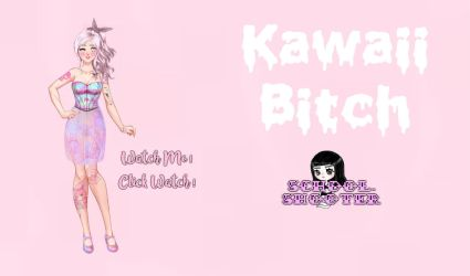 Kawaii btch PACK by School-shooter by School-shooter