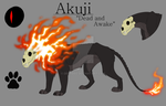 Akuji - Lord of the Dead by DemiiDee