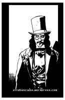 Dracula (Gary Oldman) - after Mike Mignola by EttoBascianoWorks