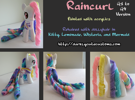 Raincurl - G1 to G4 Version by Kanamai
