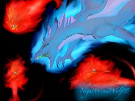 Summon Tiamat by nightwindwolf95