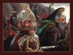 King Theoden and his Rohirim by PrincessTigerLili
