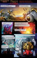 Primitive to the Core by Transformers-Mosaic