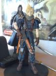 Low class SOLDIER Cloud Strife by Cristal-Zhaduir