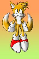 SP: Miles Tails Prower by Hathor-the-Queen