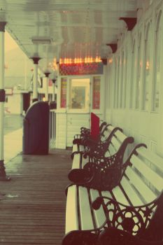 Brighton Pier by xmagdax