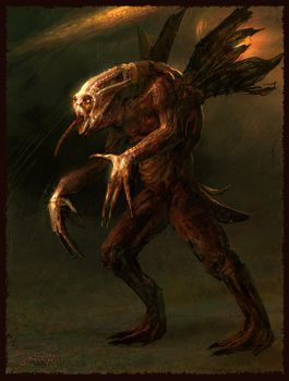 The Demon by Cloister