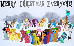 Christmas Tribute (2017) title card by Digigex90