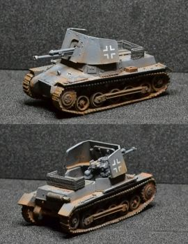 Panzerjager I by TheWayOfTempest