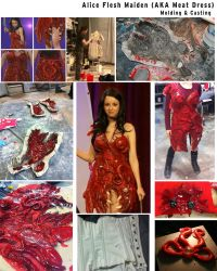 Alice Madness Returns Molding/Casting Pt2 by Riddle1