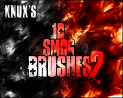 Knux's Smog Brush Pack 2 by Knux57