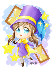 :Hat Kid: by DayseRosi
