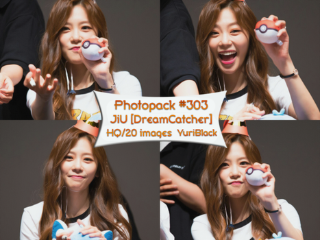 Photopack #303  - JiU [Dreamcatcher] by YuriBlack