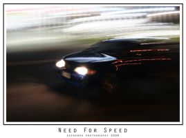 Need For Speed by OzShadow