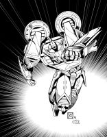 Blurr by Inker-guy