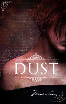 Dust - Book Cover by RobinNaira