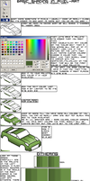 Pixel-art tutorial: Shading by New2max
