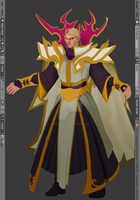 Original Invoker WIP6 by MorellAgrysis