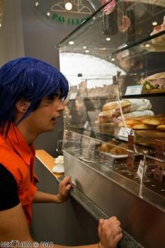 Huuuungry..so hungry. by HiryuCosplay