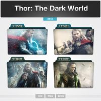 Thor: The Dark World (Folder Icon) by limav