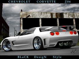 Corvette - The Drift Machine by BLaCKDesigN