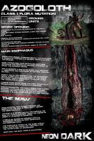 OPERATIONAL DOSSIER- AZOGOLOTH by Blacklaceinc