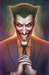 The Clown Prince of Crime by Nszerdy