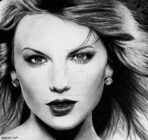 Taylor Swift by Doctor-Pencil