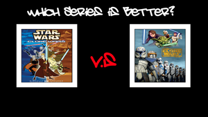 Which is Better - Clone Wars 2003 or 2008? by MarioFanProductions