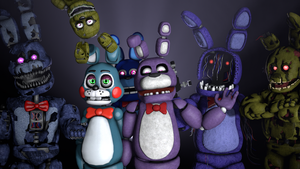 The Bunnies by YingYang48