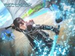Stardust Stream!! - Kirito - Sword Art Online by Alex-Redfield