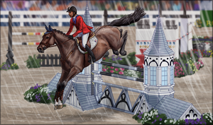 Rolex Jumping 2016 by weezapony