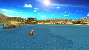 Minecraft Summer by TheEvOlLuTiOnS