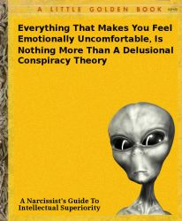 Everyone Is A Conspiracy Theorist by paradigm-shifting